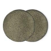 Gradient lautanen 29 cm 2-pakkaus Vihreä