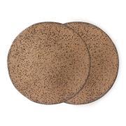 Gradient leipälautanen 22,5 cm 2-pakkaus Taupe (ruskea)