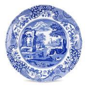 Blue Italian -teelautanen 20 cm