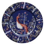 Taika lautanen 22 cm sininen