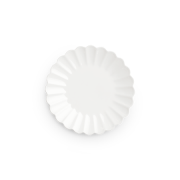 Oyster Lautanen Valkoinen 20 cm